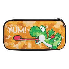 <b>Дорожный чехол</b> PDP <b>Nintendo</b> Switch Slim Yoshi Camo — купить ...