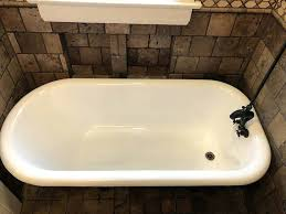 porcelain tubs our professional bathtub refinishing process porcelain tubs and sinks require the same preparation since porcelain tubs porcelain tub