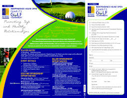 4Th Annual Independence House Open Charity Golf Tournament ...