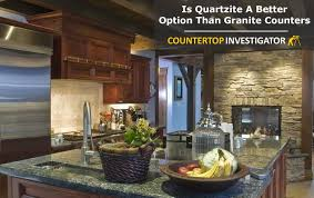 we have all heard about granite and how gorgeous and durable it is you may have also heard reports about quartz counters quartzite and quartz are often