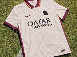 Roma Release 2020-2021 Away Kit - Chiesa Di Totti