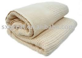 thermal cotton blanket. 100 Cotton Thermal Cellular White Weave Leno Hospital Blanket