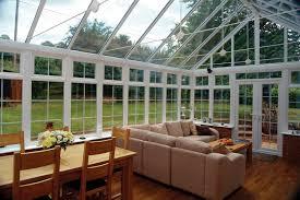 Sunroom Extension Ideas Glass
