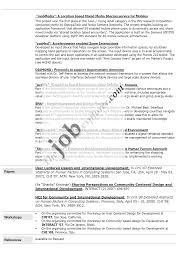 Free Sample Of Resume Resume Example 2 Jobsxs Com