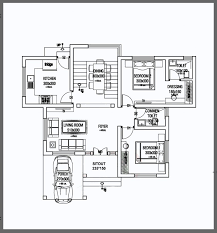 900 square feet two bedroom home plan