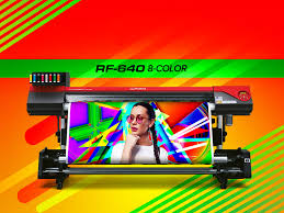 <b>VersaEXPRESS RF 640</b> 8-Color Large Format Inkjet Printer | <b>Roland</b>