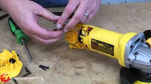 how to replace the switch in a dewalt d grinder a quick fix how to replace the switch in a dewalt d28402 grinder a quick fix part 945614 02