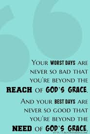 God's Grace Quotes Gorgeous Thoughtful Thursdays The Availability Of God's Grace Creative K Kids