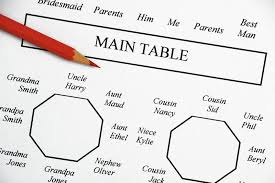 Best Way To Do Wedding Seating Chart How To Manage Your Wedding Seating Chart Chicago Tribune