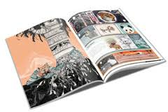 realistic book effect jpg
