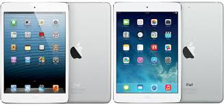 Ipad 4 Comparison Chart Differences Between Ipad Mini And Ipad Mini 2 Retina
