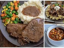 three easy round steak meal recipes