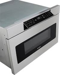 sharp 30 microwave drawer. Perfect Drawer Sharp SMD2470ASY  Hidden Control Panel Throughout 30 Microwave Drawer