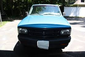 1994 Mazda B2300 4-Speed Automatic 4 Cylinder Pickup Truck - ONLY ...