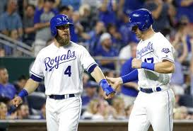 Image result for hunter dozier royals