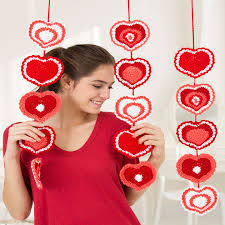 Red Heart Free Patterns Custom We Love Free Valentine's Day HeartInspired Patterns To Knit And