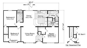 2 bedroom 2 bath modular home floor plans. oakdale floor plan 2 bedroom bath modular home plans f