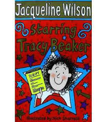 The story of tracy beaker, jacqueline wilson the story of tracy beaker is a british children's book first published in 1991, written by jacqueline wilson and illustrated by nick sharratt. Starring Tracy Beaker Jacqueline Wilson 9780440867227