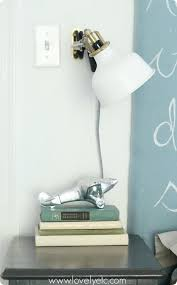 perfect bedroom wall sconces. Space Saving IKEA Ranarp Wall Sconces Are Perfect Bedside Lamps When You Don\u0027t Have Bedroom N