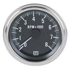 stewart warner maximum performance tachometer wiring stewart stewart warner 82170 deluxe black tachometer electric 3 3 8 inch on stewart warner maximum performance