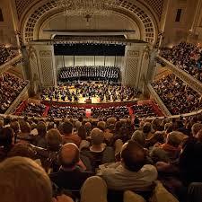 Cincinnati Symphony Seating Chart Cincinnati Symphony Orchestra