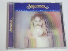 <b>Supermax</b> - <b>Meets the</b> almighty +7 bonus tracks (1981/2005 ...