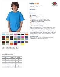 Fruit Of The Loom Shirt Size Chart Arts Arts