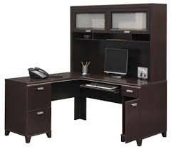 Compact Corner Desk Decorating Corner Desk With Hutch For Alluring Home Furniture Ideas