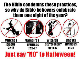 Christian Quotes Against Halloween Best Of It's Written Clear As Day In Blackwhite In God's Word You Can