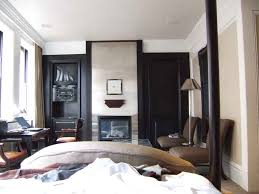 bedroom fireplace small