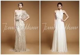 Sparkly Wedding Dresses By Jenny Packham