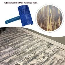 wood grain pattern wall painting roller
