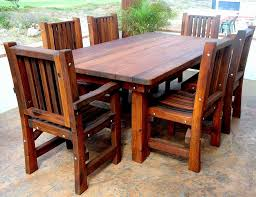 diy round dining table plans elegant pretty wooden patio table and chairs outdoor plans wood top
