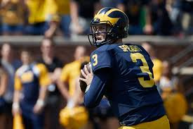 Michigan Football Projected Depth Chart Michigan Football Predicting The Depth Chart At Quarterback