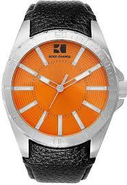 hugo boss boss orange leather men s watch 1512870 watchtag com hugo boss boss orange leather men s watch 1512870