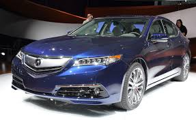 acura tlx 2015 blue. 2015 acura tlx revealed in ny as tl tsx replacement autoguidecom news tlx blue 6