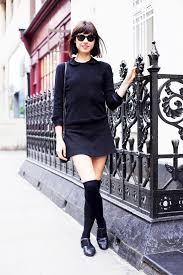60s style street fashion