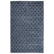 Jaipur Living Hand-Tufted Stellar 10 ft. x 14 ft. Trellis and Chain Area ...