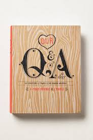 q aa day journal for couples