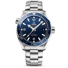 omega watches at berry s jewellers official stockist seamaster planet ocean 600m blue dial bezel men s watch