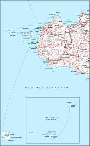 Cartine Topografiche Di Canicatti