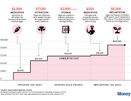 Egg Price Chart Egg Freezing How Much It Costs And How Women Afford It Money
