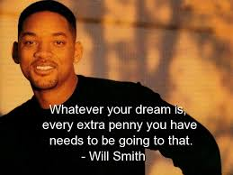 Will Smith Love Quotes Stunning Will Smith Dreams Quote