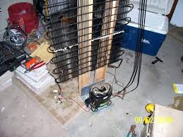 diy water chiller from air conditioner hydroponics dehumidifier