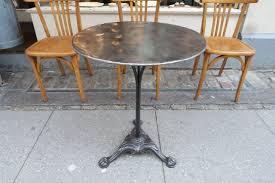 Bistro Café Table - Fil De Fer