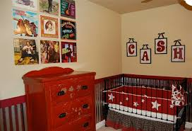 Red Baby Room Ideas 2012