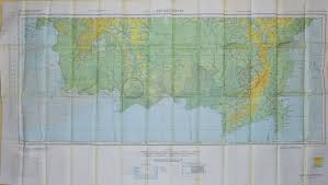 Aaf Cloth Chart Aaf Cloth Chart No C 47 South Borneo No C 48 West Java Advance Edition Evasion Map By Evasion Map On Asia Bookroom