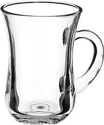 Набор кружек для чая <b>Pasabahce Tea & Coffee</b> 6шт 140мл ...