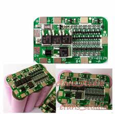 6S 15A PCB BMS Protection Board <b>Li-ion Lithium</b> 18650 Battery ...