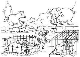 57 Free Zoo Animal Coloring Pages 2310608 Zoo Animals Worksheets